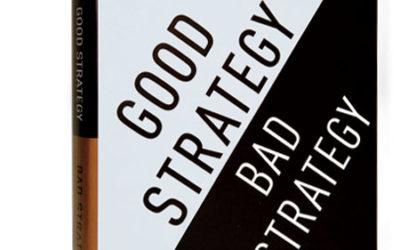 Buch-Tipp: Good Strategy, Bad Strategy